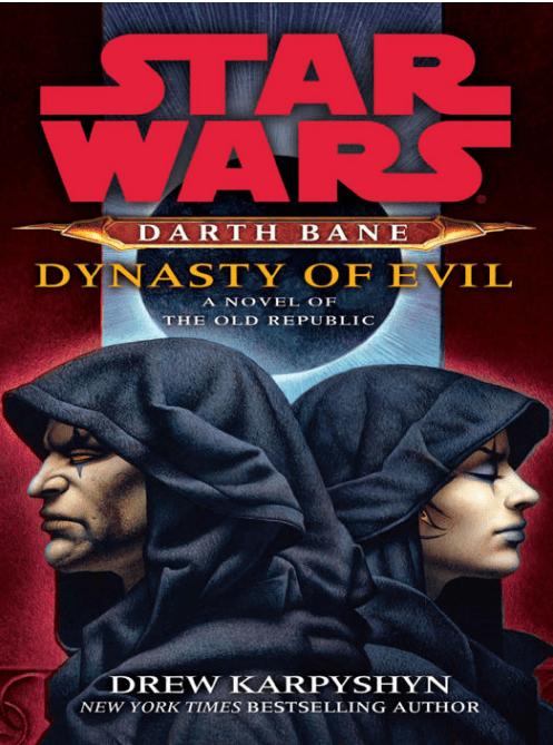 Darth Bane: Star Wars Legends 3-Book Bundle: Path of Destruction, Rule of Two, Dynasty of Evil